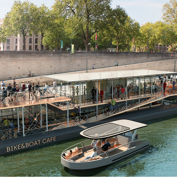 BOW - Paris Waterway